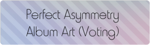 Perfect Asymmetry : Artwork