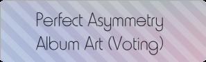 Perfect Asymmetry : Artwork